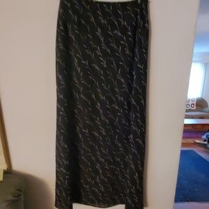 Liz Claiborne Collection Black/White Skirt - 4